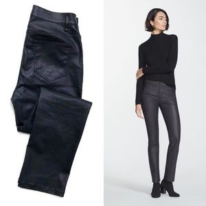 Lafayette 148 Waxed Denim Thompson Jeans 19-0463